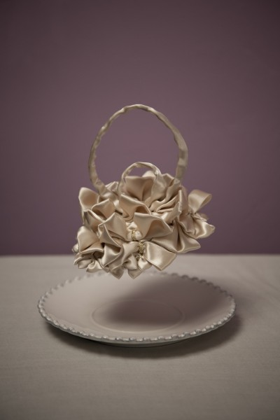 Headpiece RING AND RIBBON